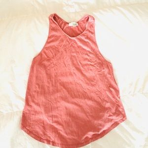 Wilfred Free Coral Flowy Tank